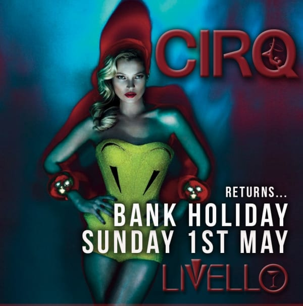 The Magic Of CIRQ Returns To Livello Newcastle I Love Newcastle