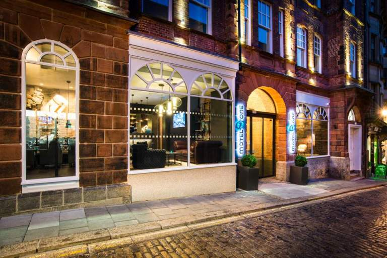Review: Inside Newcastle's newest budget hotel Motel One I Love Newcastle