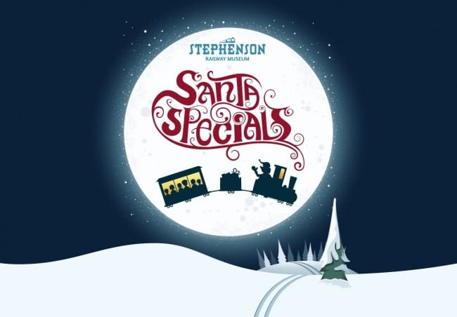 Extra Tickets Released For Santa Specials Heritage Train Rides I Love Newcastle