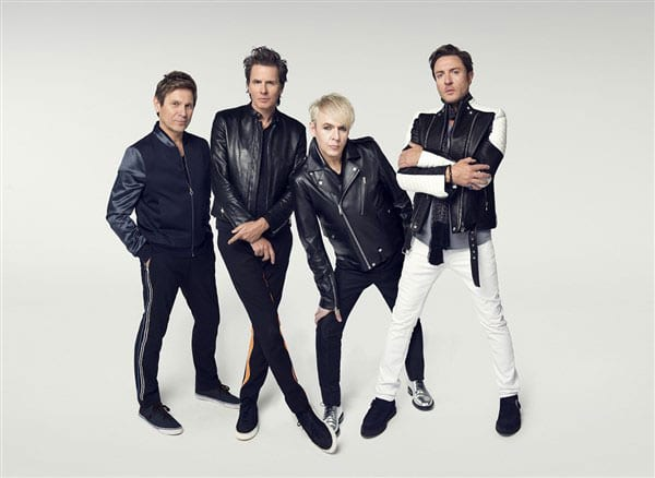 Duran Duran announce Metro Arena Newcastle date I Love Newcastle
