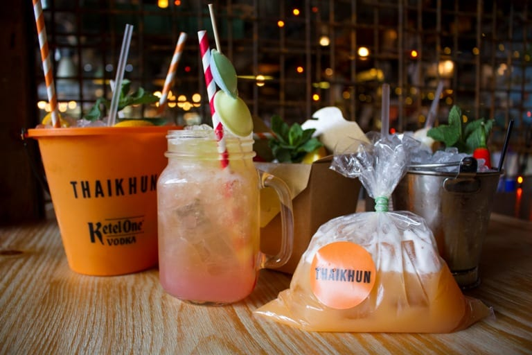 10 'Try Before You Die' Thaikhun Cocktails I Love Newcastle