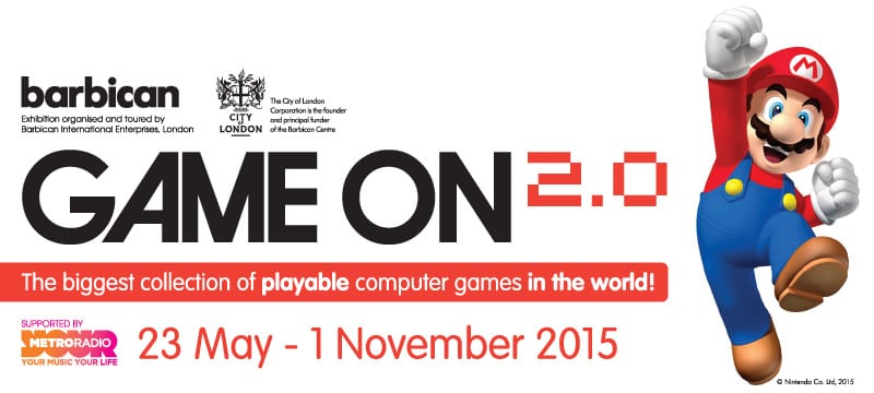 Get Your Game on at Game on 2.0 I Love Newcastle