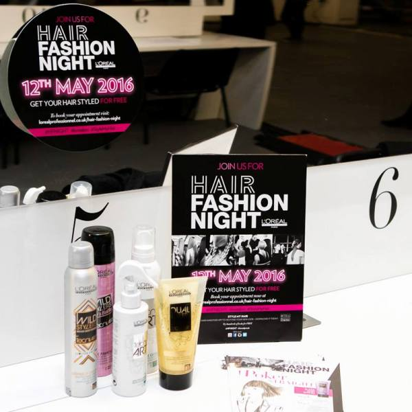 The First Worldwide Hair Fashion Night Comes To Y Salon Newcastle I Love Newcastle
