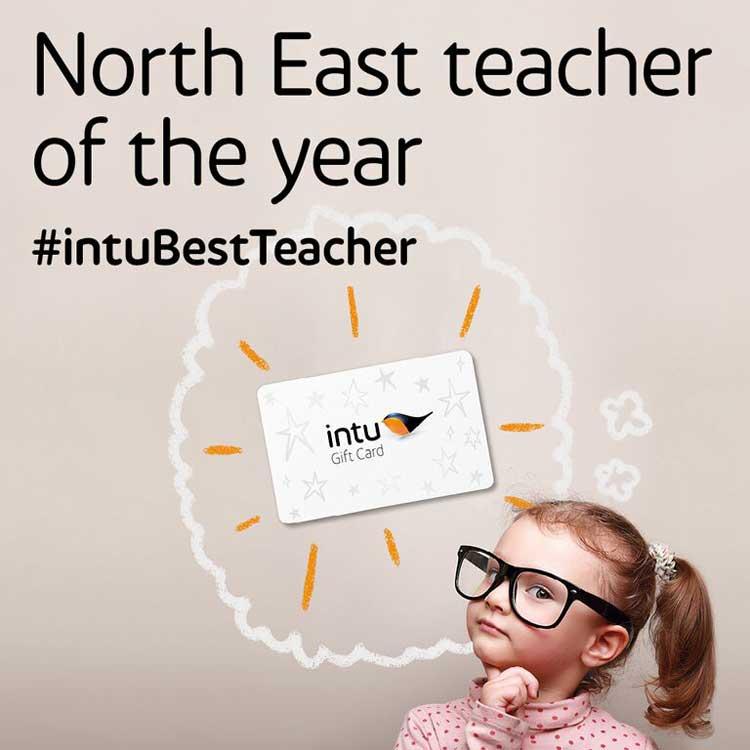 Intu Eldon Square and Intu Metrocentre Teacher of the Year Showdown I Love Newcastle