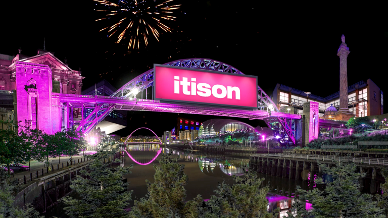 Itison launching in Newcastle I Love Newcastle