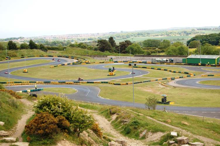 Karting North East's On Track For Award I Love Newcastle