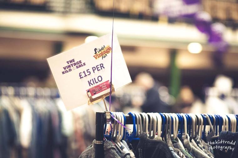 The Vintage Kilo Sale returns to Newcastle I Love Newcastle