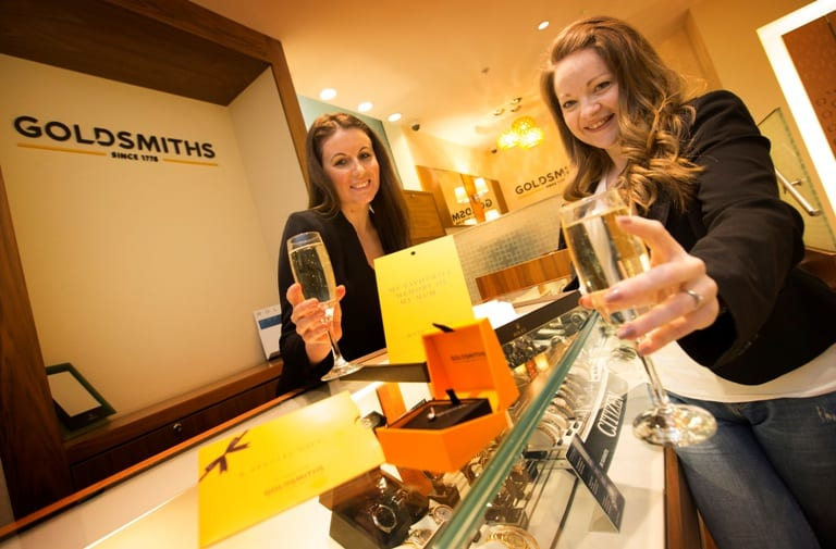 Newcastle Goldsmiths Mother's Day Winner Has Her Time To Shine I Love Newcastle