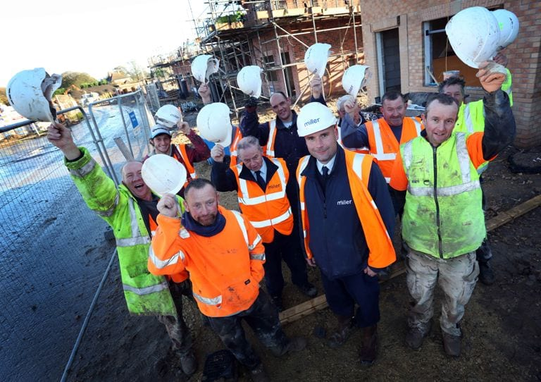 Fifth Seal Of Approval For Northumberland Site Manager I Love Newcastle