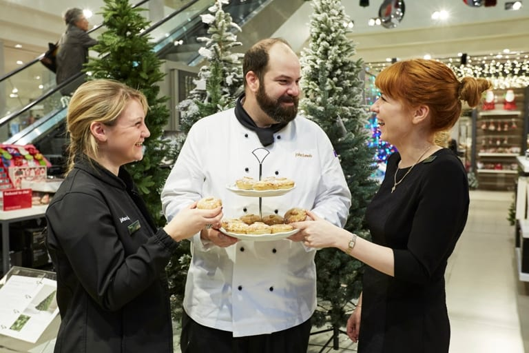 Mince Pie Masterclass At John Lewis I Love Newcastle