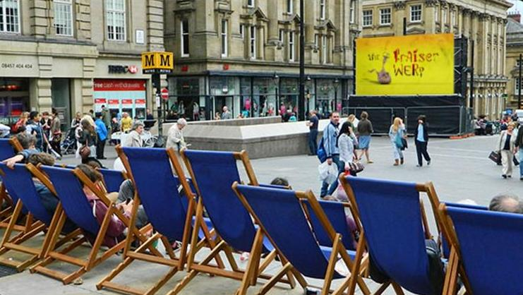NE1′s Monument Movies returns this Summer I Love Newcastle
