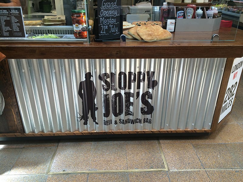 Sloppy Joe's - a welcomed addition to Newcastle's street food revolution I Love Newcastle