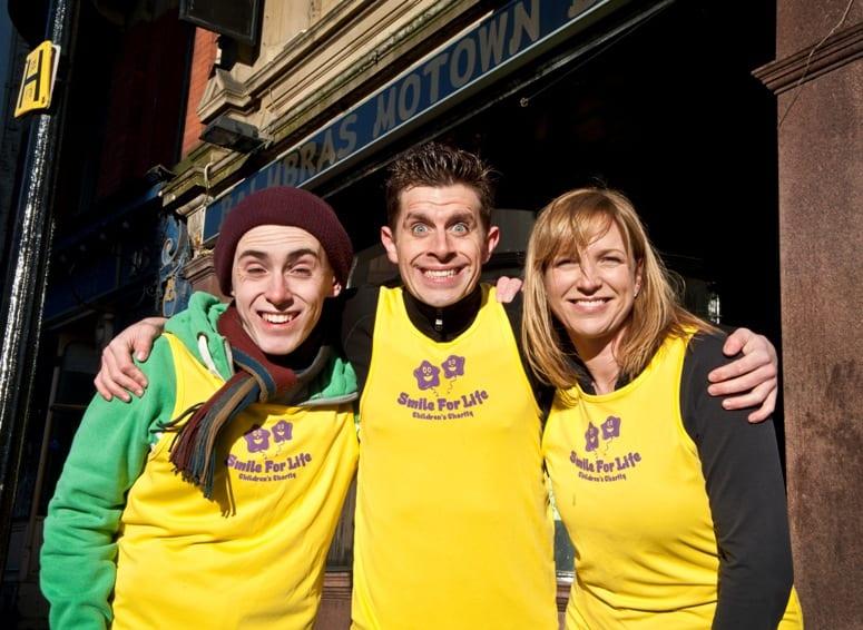 Baydon Race runners raise £5,500 for Tyneside children's charity I Love Newcastle