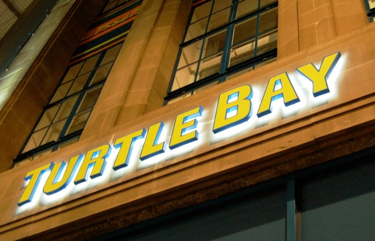 Turtle Bay Newcastle Reviewed - It's A Caribbean Ting! I Love Newcastle