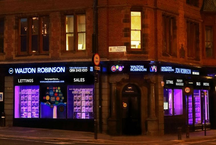 Walton Robinson  - At The Forefront Of The North East's Sales, Lettings And Property Investment Market I Love Newcastle