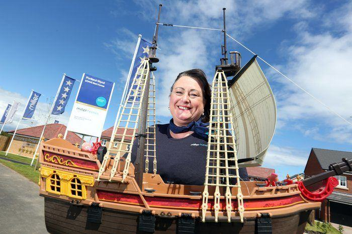Leading Housebuilder Seeks Children's Help To Welcome Tall Ships Regatta I Love Newcastle