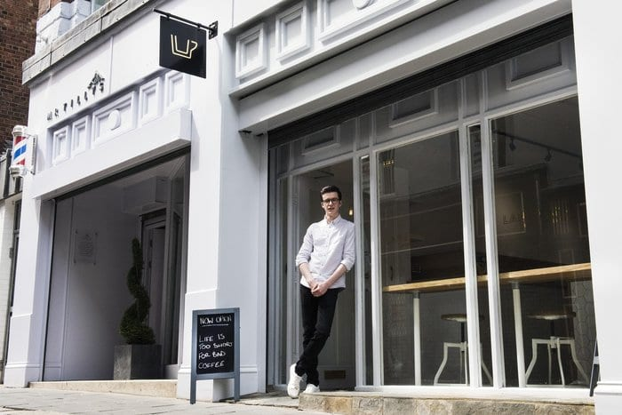 Newcastle Café Culture Welcomes Young Entrepreneur I Love Newcastle