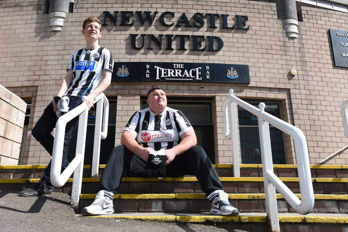 New signings for Newcastle I Love Newcastle