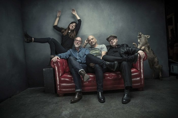 Pixies Announce New Album And Include Newcastle In World Tour I Love Newcastle