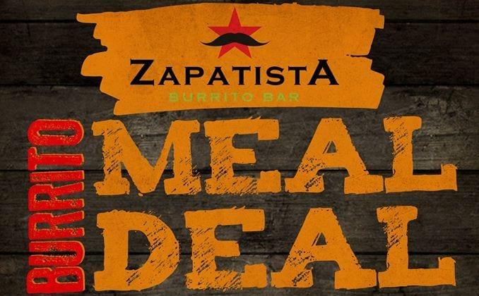 Maravilliso Offers At Zapatista Burrito Newcastle I Love Newcastle