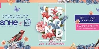 Floral Extravaganza Blossoms In Jesmond I Love Newcastle