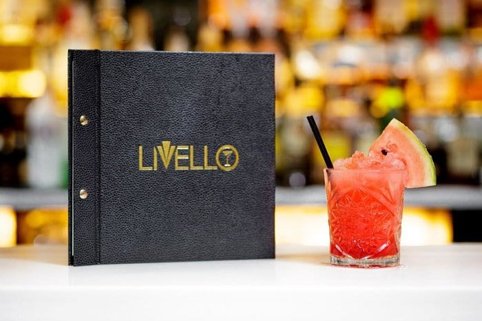 'Cocktail of the Week' Offer At Bar Livello Newcastle I Love Newcastle