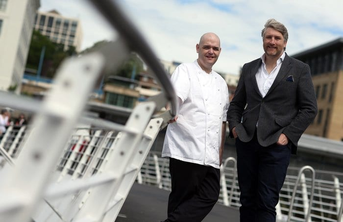 Acclaimed Head Chef Appointed At New £700k Quayside Restaurant I Love Newcastle