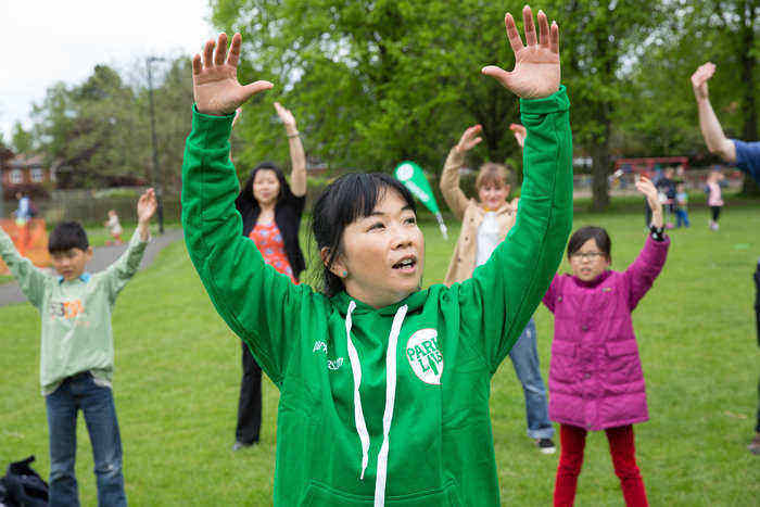 Parklives Launch New Jam-Packed Activity Timetable In Newcastle I Love Newcastle