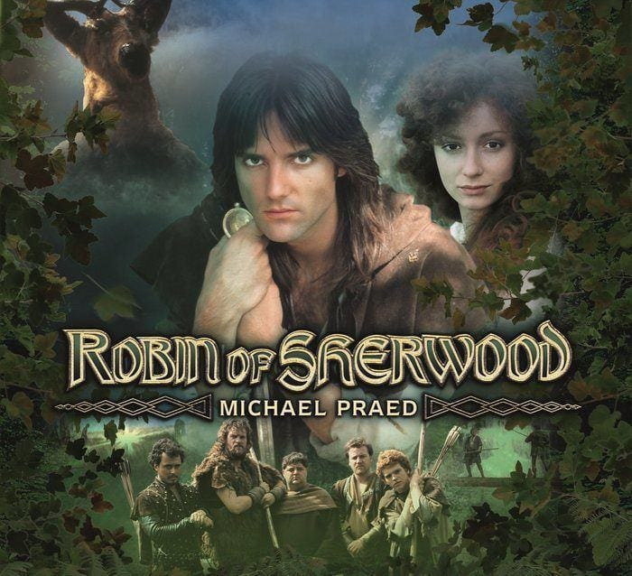 Robin Of Sherwood 1980's TV Series Tribute At Newcastle Castle I Love Newcastle