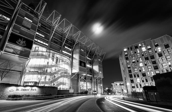 St James' Park Search For Newcastle's Local Unsung Business Heroes I Love Newcastle