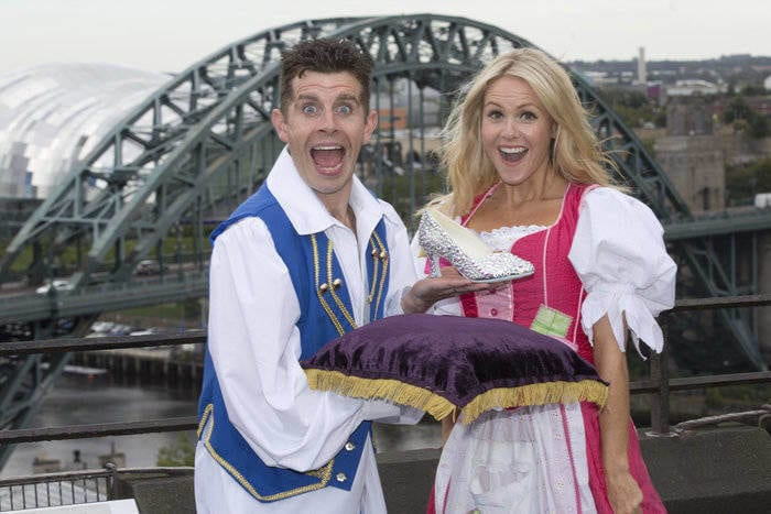 Christmas Comes Early As Cast Launch Newcastle Theatre Royal Pantomime I Love Newcastle