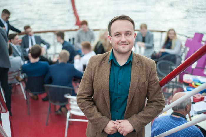 Tyneside students celebrate success on-board river cruiser I Love Newcastle
