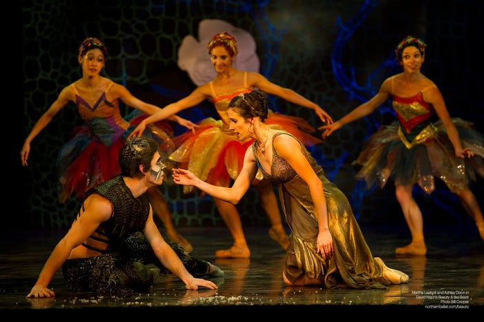 Love Conquers All As Northern Ballet Bring Beauty & The Beast To Newcastle I Love Newcastle