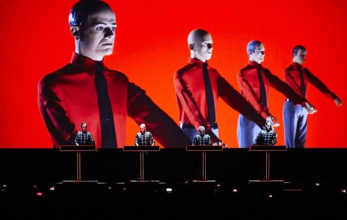 K R A F T W E R K - Include Sage Gateshead In Their 2017 '3-D' Tour I Love Newcastle