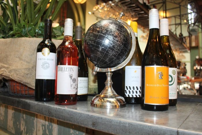 Around The World With The Botanist's New World Wines I Love Newcastle
