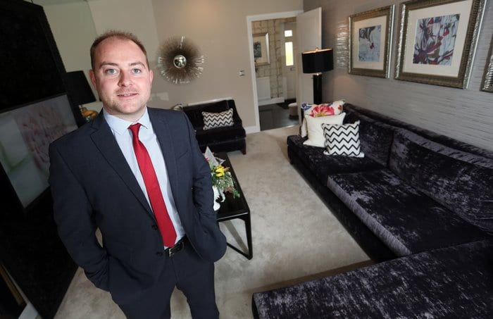 North East Sales Manager Builds On Career With Leading Housebuilder I Love Newcastle
