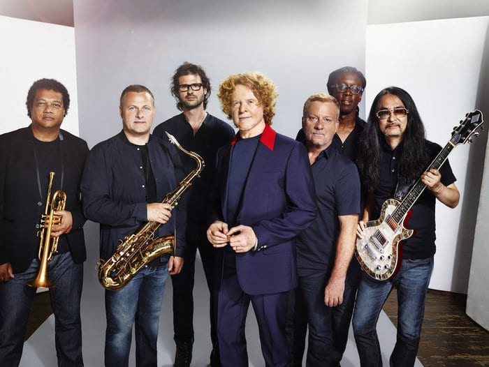 Simply Red Include Metro Radio Arena In UK Tour As They Celebrate 25th Anniversary of 'Stars' I Love Newcastle