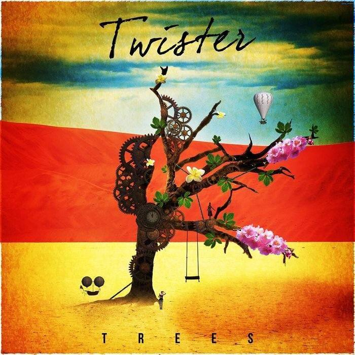 It's 'Up And Up' For Twister As They Release 'Trees' Single I Love Newcastle