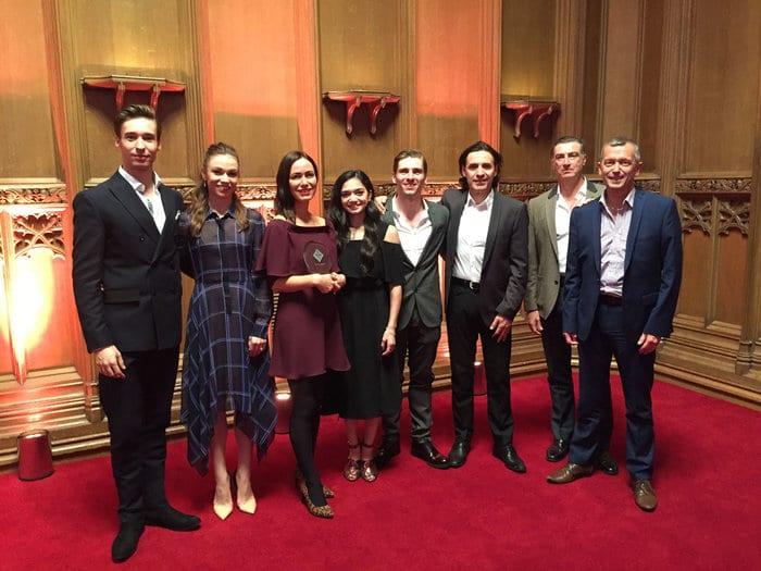 Northern Ballet Wins At The UK Theatre Awards I Love Newcastle