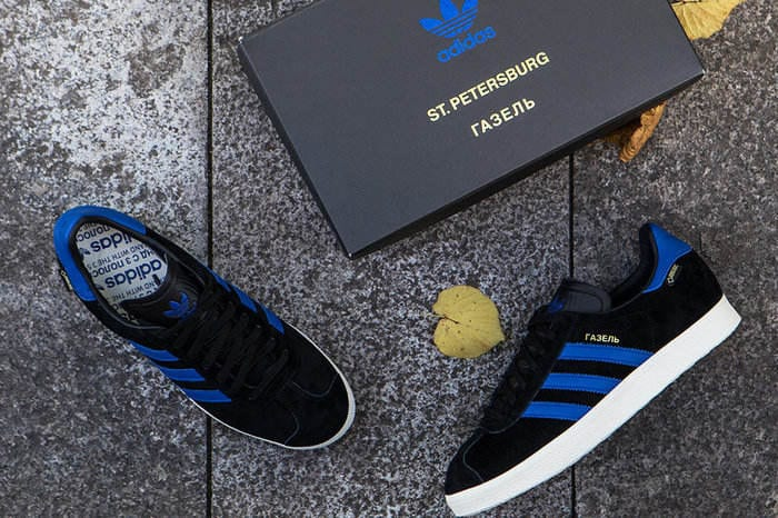 Adidas Originals Gazelle Gtx 'City Pack' – Launches 7th October I Love Newcastle