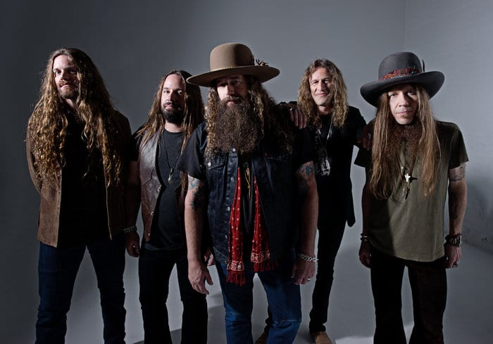 Blackberry Smoke Include Newcastle O2 Academy In 2017 UK Tour I Love Newcastle