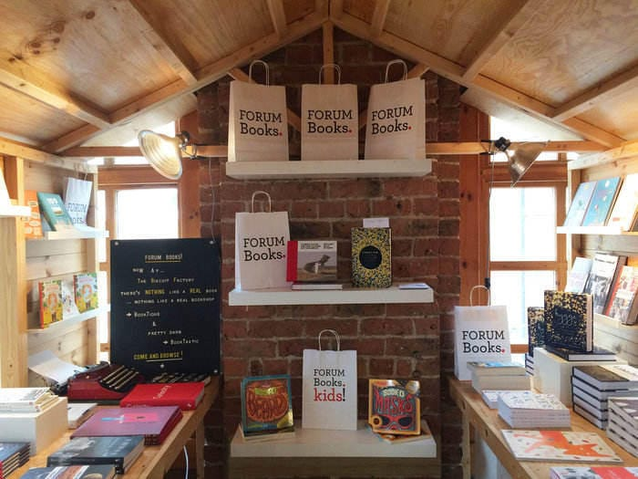 Newcastle Art Gallery And Independent Bookshop Turn The Page On A New Partnership I Love Newcastle