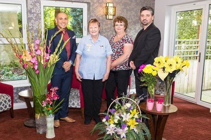 Business Blooms Thanks To New Floral Event I Love Newcastle