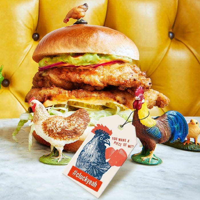 #CluckYeah! Over 250 free Byron chicken burgers up for grabs in Newcastle! I Love Newcastle