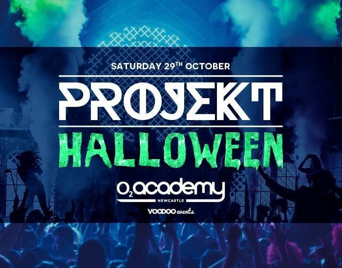 The Projekt Halloween Spooktacular! I Love Newcastle