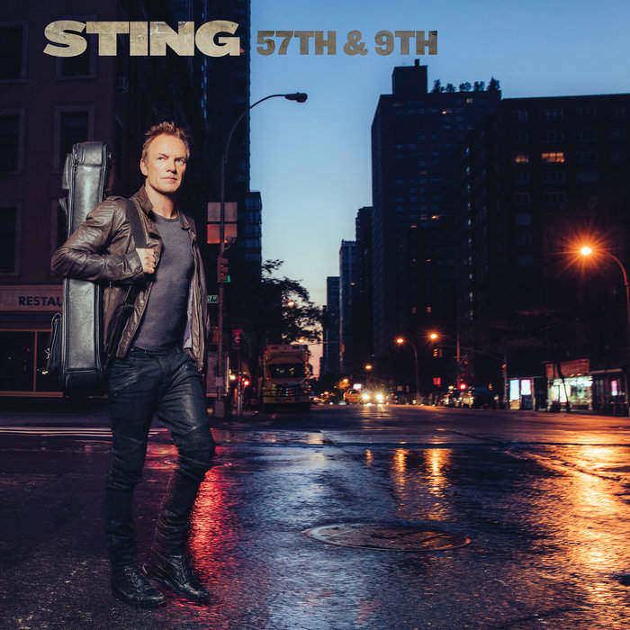 Sting Set To release New Album '57th & 9th' I Love Newcastle