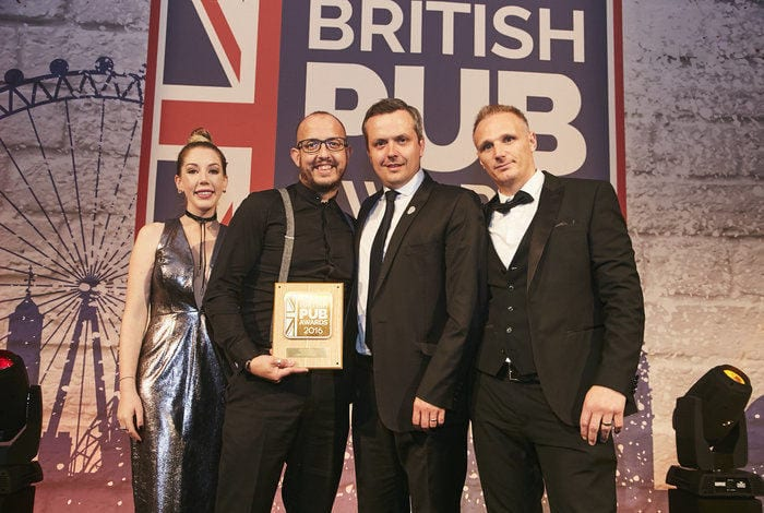 The Botanist Takes Top Spot At National Awards I Love Newcastle