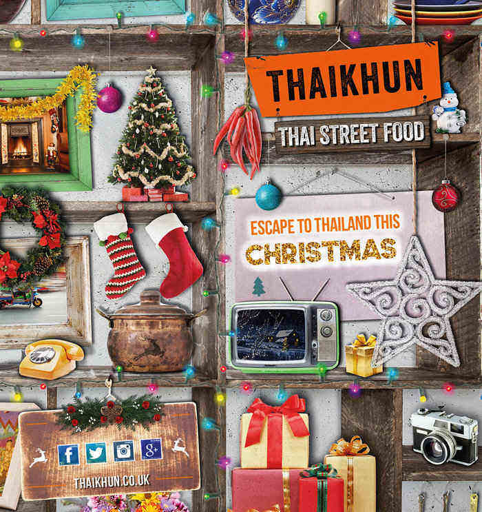 Make Your Work's Christmas Party 'Joyful And Triumphant' With Thaikhun I Love Newcastle
