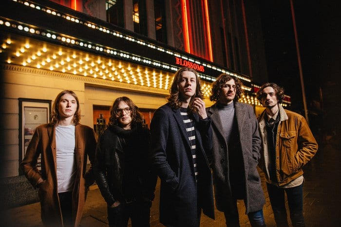 Blossoms Include Newcastle O2 Academy In 2017 UK Tour I Love Newcastle