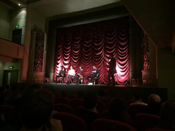 Tyneside Cinema Hosts I, Daniel Blake & Student Panel I Love Newcastle